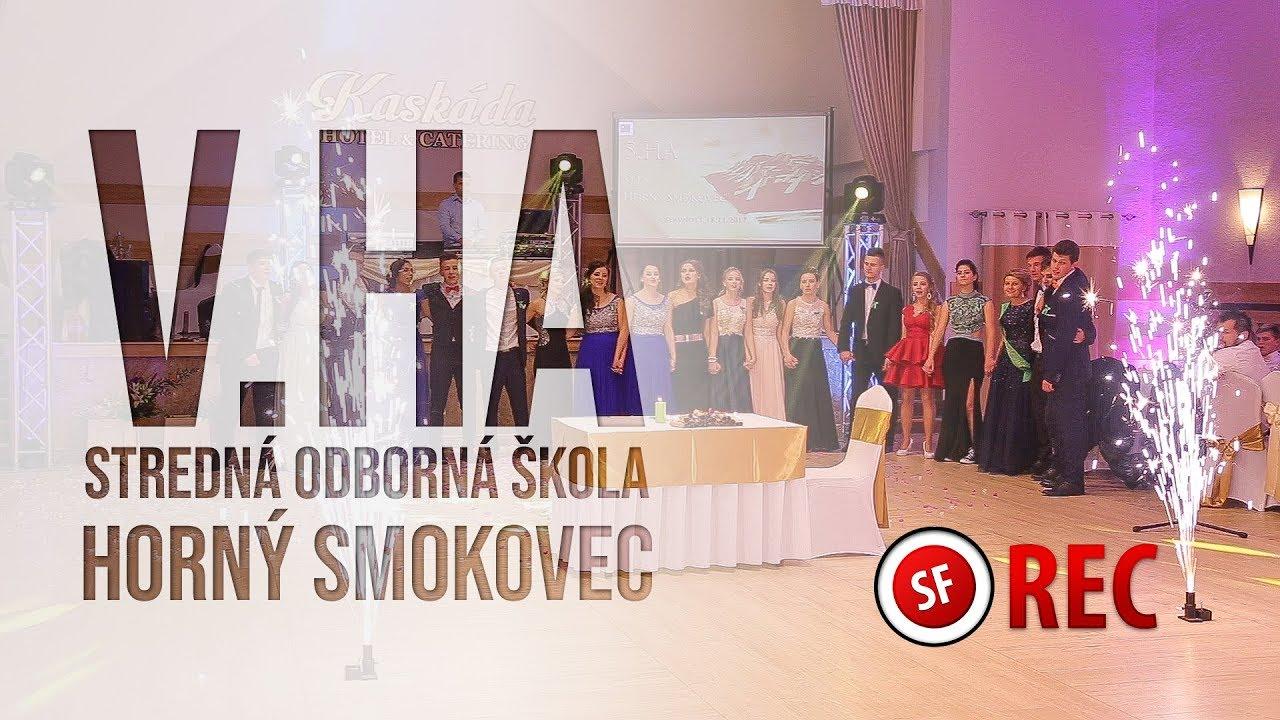 V.HA SOŠ Smokovec - 2017